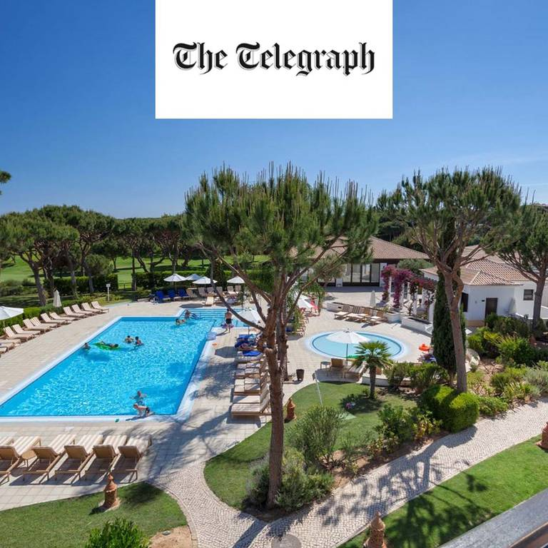 THE TELEGRAPH APOINTS PINE CLIFFS RESORT FOR SUMMER HALF-TERM HOLIDAYS