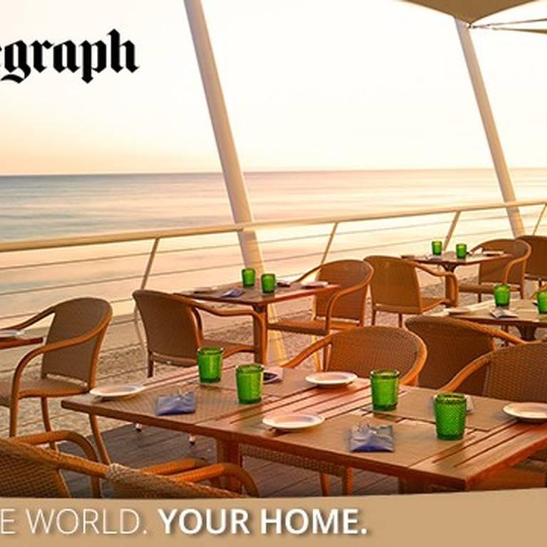 Pine Cliffs tem uma das 10 melhores praias da Europa